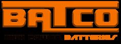 Batco Batteries Logo Footer