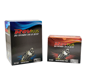Motorcycle Batteries - Battery Supplier