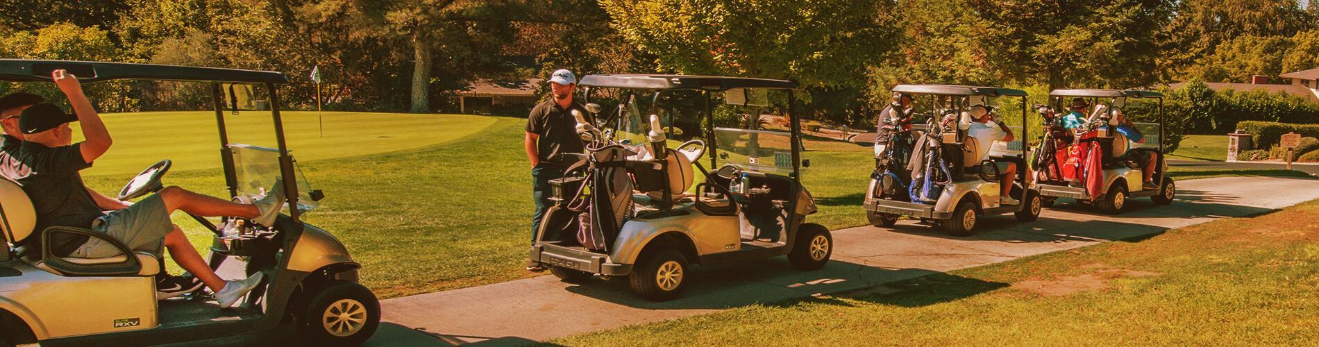 Golf Buggy Batteries Brisbane Supplier