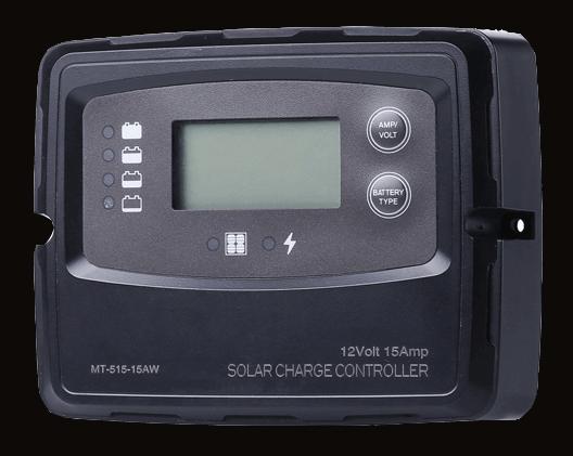 Solar Controller (PWM)